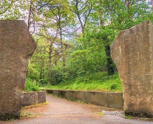 Stadtfriedhof Lahe